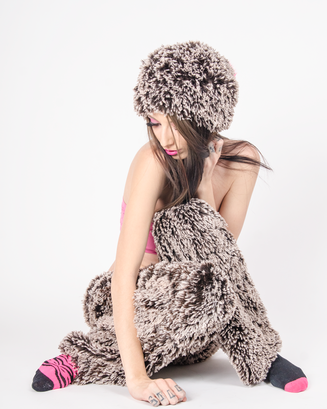 eba481445ed21 Custom Faux Fur Hat MAltGirl custom hat faux fur